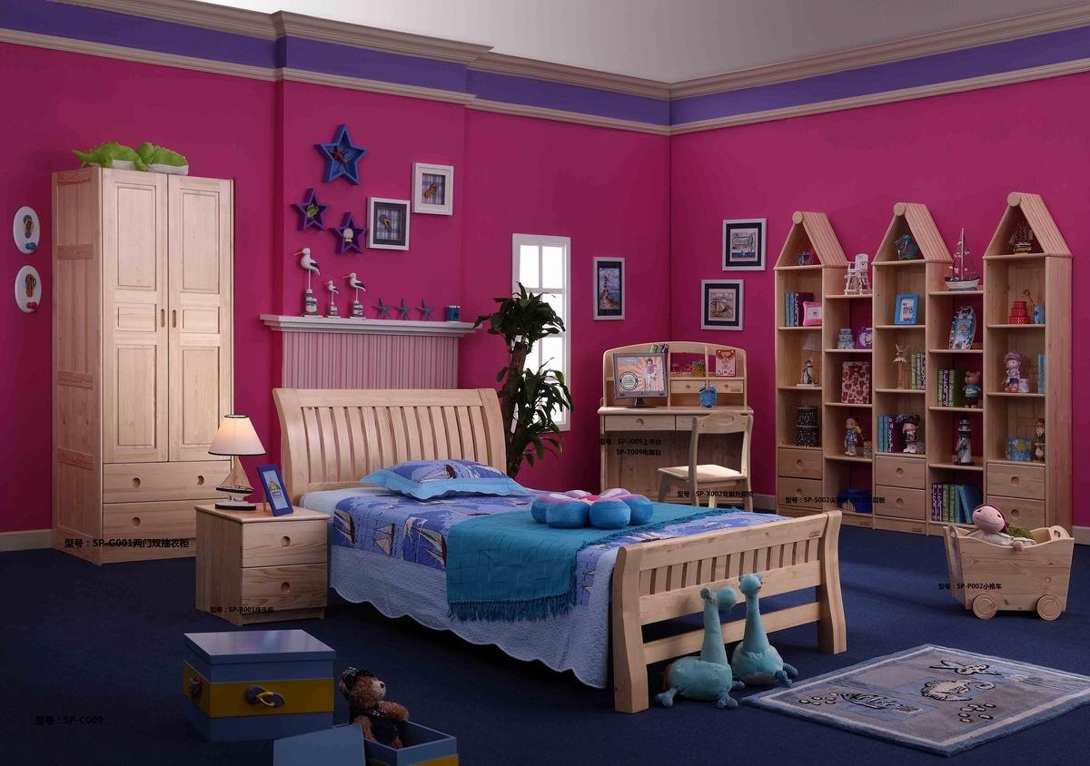 松堡王国/松堡王国/青少年儿童家具