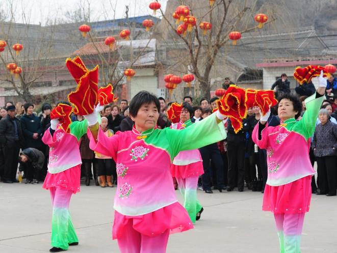 温徐旺)闻喜县东镇西街村是全国文明