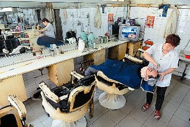 理发店老式热水器怎么用图解