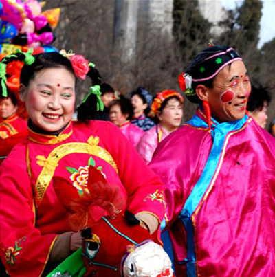 襄垣秧歌是驰名于山西省东南地区太行山麓上党盆地的一个地方小剧