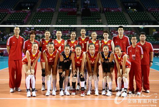 女排大奖赛总决赛 中国3 1力克比利时迎来开门红 高清图片