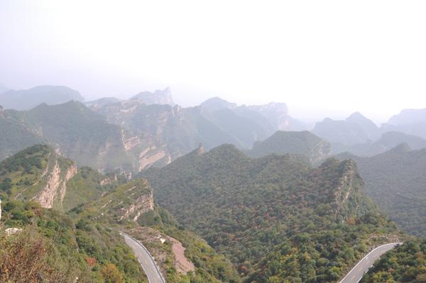长治塔岭山风景区