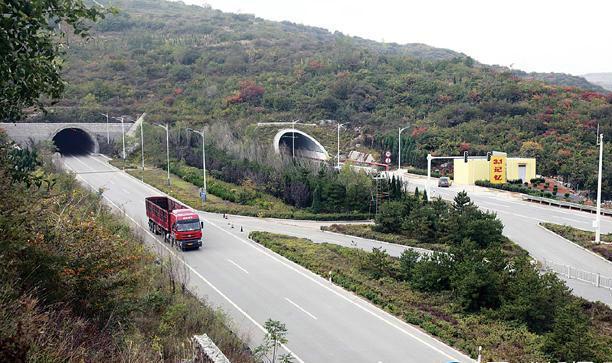 晋城:晋济高速岩后隧道全线恢复通车