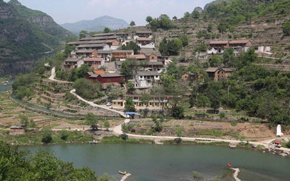 """阳城县磨滩村成立了旅游合作社,发展""""农家乐""""30多户"""