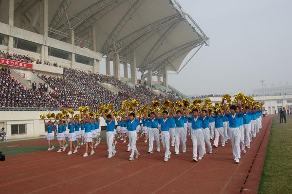 晋城市第五中学图片
