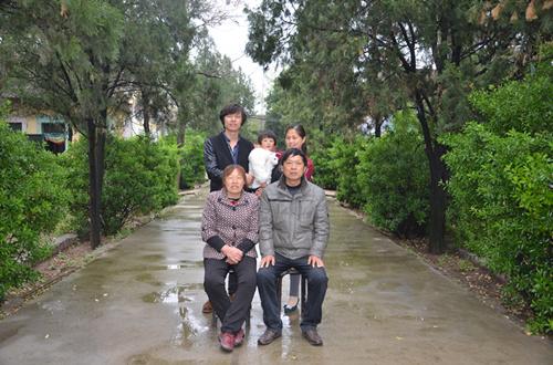 三晋最美家庭系列:教师之家谱写奉献乐章
