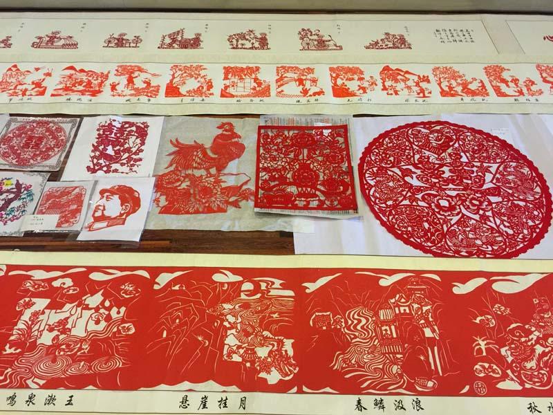 中国结剪纸教程图解步骤
