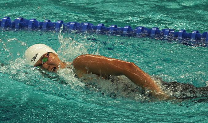 全运会山西游泳收获一枚铜牌