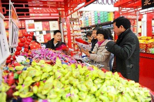 山西28家零售、餐饮企业春节期间销售1.51亿元