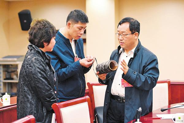 吕春祥为科技创新建言