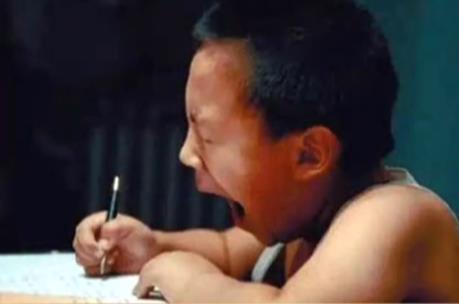 小学生作业9点没做完可不做  家长签字即可