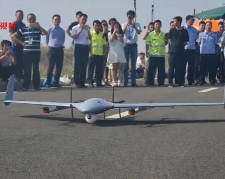 厉害了!国产警用无人机实现远程人车等远程跟踪