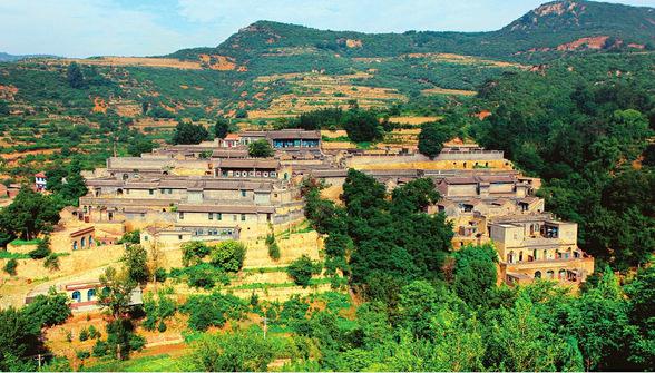 官沟村:一座传统村落的美丽传说