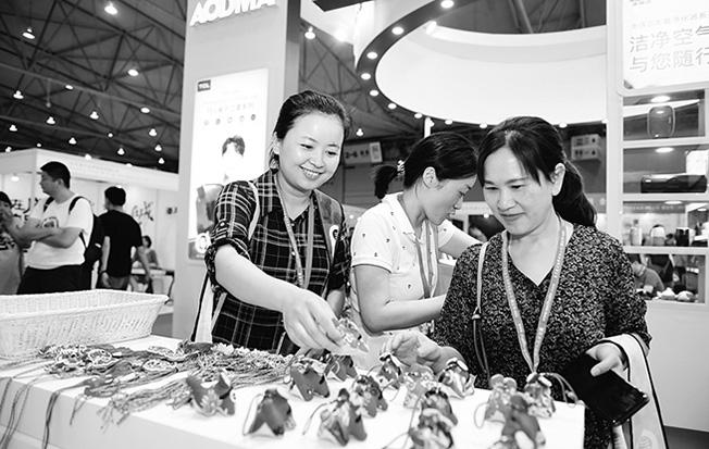 山西22家企業300多種優質產品亮相禮品家居展
