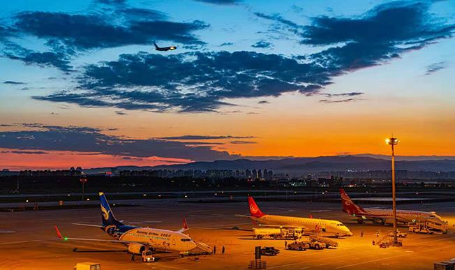 太原机场冬航季新增多条航线