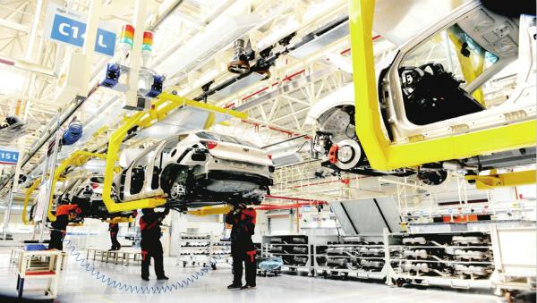 新能源汽车园引领晋中转型发展