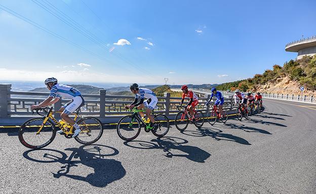 2020第二届环太原国际公路自行车赛收官
