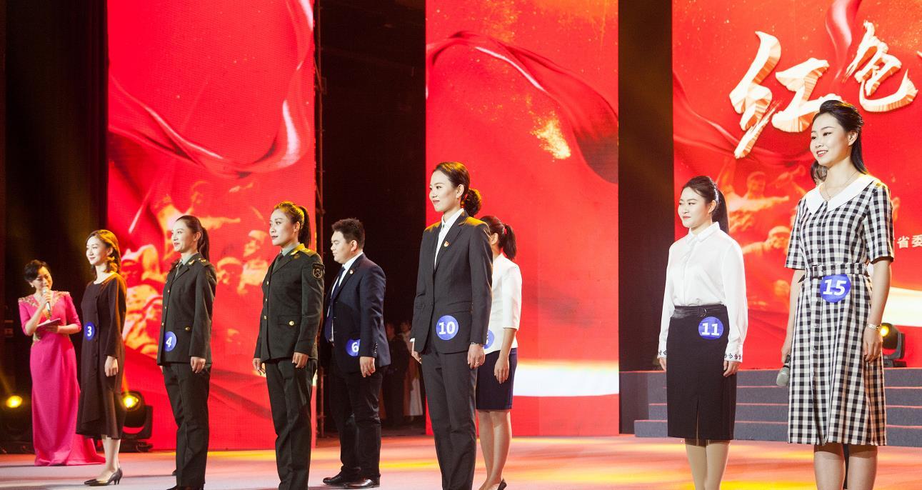 唱响红色旅游品牌山西省第二届红色故事讲解员大赛落幕