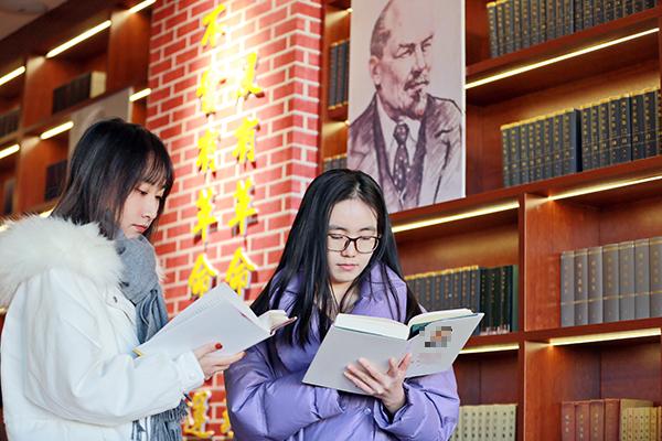 """思政课从书本走向生活中北大学成立山西首个""""德育中心"""""""